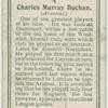 Charles Murray Buchan (Arsenal).