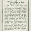 Willis Edwards (Leeds United).