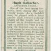 Hugh Gallacher (Newcastle United).