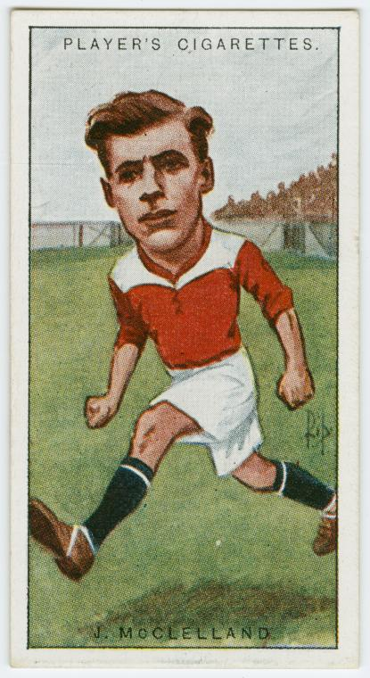 J. McClelland (Middlesbrough).
