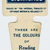 These are the colours of Reading A. F. C.