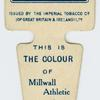This is the colour of Millwall Athletic and Dundee A. F. C.