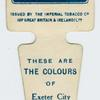 These are the colours of Exeter City A. F. C.