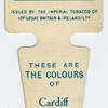 These are the colours of Cardiff R. F. C.