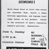 Don't gag me, Sununu! ACT UP/WHAM!