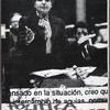 Olga Mendez: Politica criminal.  Verso: Jose Serrano: Politico criminal.