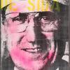 Criminales de SIDA. [Cardinal O'Conner].  Verso: [Same image].