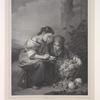 After the little fruitseller, original by Murillo.]