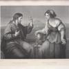 Christus und die Sameriterin.