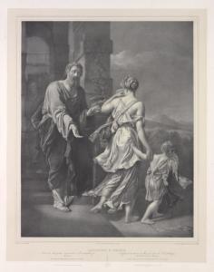 Abraham & Hagar.