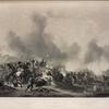 Schlacht im Dreissigjaehrigen Kriege.