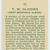T. W. Glidden (West Bromwich Albion).