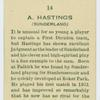 A. Hastings (Sunderland).
