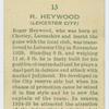 R. Heywood (Leicester City).