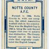 Notts County A. F. C.