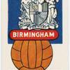 Birmingham (Colours blue & white).