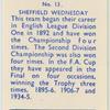 Sheffield Wednesday.