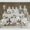 Belgraves Football Club Junior XI.