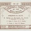 Athletics Football Club 2nd XI.