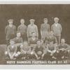Moye Range F. C. 2nd  XI.