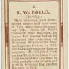 T. W. Boyle (Burnley).