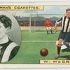 W. McCracken (Newcastle United).