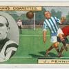 J. Pennington (West Bromwich Albion).