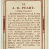 J. G. Peart (Notts County).