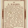 F. Walden (Tottenham Hotspur).
