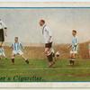 Newcastle United v. Huddersfield Town.