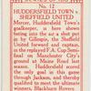Huddersfield Town v. Sheffield United.