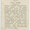Alex. James (Arsenal)