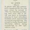 W. Amos (Bury)