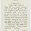J. Barrett (West Ham United)
