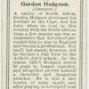 Gordon Hodgson (Liverpool).