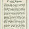 Fred C. Keenor (Cardiff City).