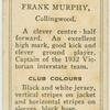 Frank Murphy, Collingwood.