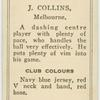 J. Collins, Melbourne.