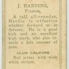 J. Harding, Preston.