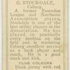 G. Stockdale, Coburg.