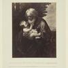 St. Joseph avec l'enfant.