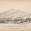 L'église du Coin français et la montagne de Simond. (D'après une photographie.)