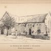 La chapelle des indigènes à Wellington. (D'après une photographie.)