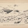 Paysage dans les montagnes près de Thaba-Bossiou.