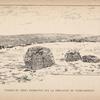 Tombes de chefs Bassoutos sur la montagne de Thaba-Bossiou.