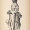 Pétréa, jeune fille chrétienne.