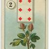 [Six of diamonds (Flower).]