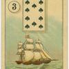 [Ten of spades (Ship).]