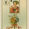 [Queen of spades (Bouquet).]