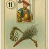 [Jack of clubs (Lashes).]
